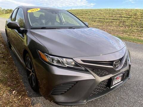 2019 Toyota Camry for sale at Mr. Car City in Brentwood MD