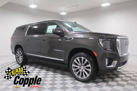 2021 GMC Yukon XL for sale at Copple Chevrolet GMC Inc in Louisville NE