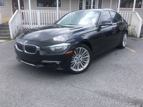 2012 BMW 3 Series for sale at Georgia Car Shop in Marietta GA
