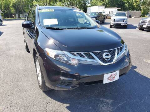 2014 Nissan Murano for sale at Stach Auto in Edgerton WI