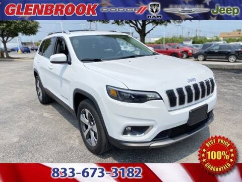 2020 Jeep Cherokee for sale at Glenbrook Dodge Chrysler Jeep Ram and Fiat in Fort Wayne IN