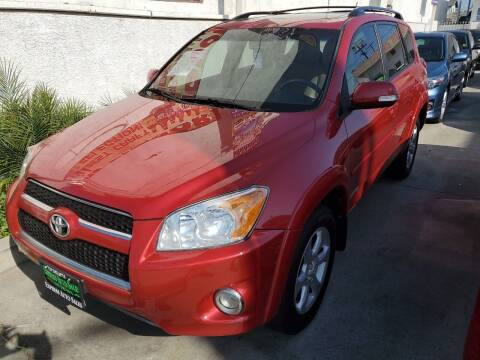 2011 Toyota RAV4 for sale at Express Auto Sales in Los Angeles CA