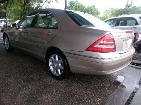 2001 Mercedes-Benz C-Class for sale at JacksonvilleMotorMall.com in Jacksonville FL