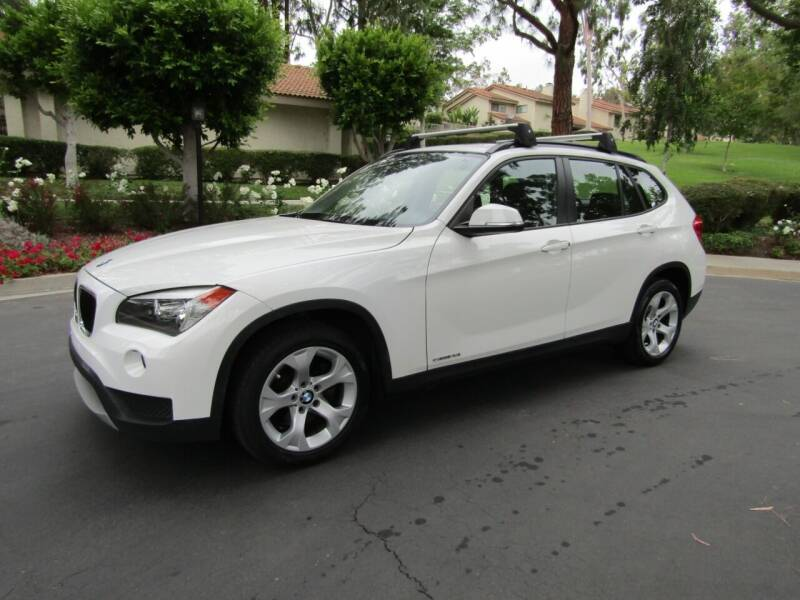 2014 BMW X1 for sale at E MOTORCARS in Fullerton CA