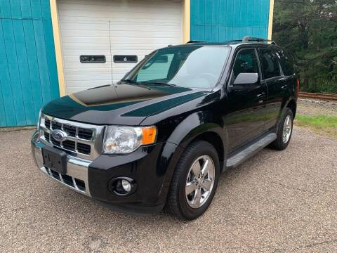 2009 Ford Escape for sale at Mutual Motors in Hyannis MA