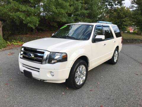 2013 Ford Expedition for sale at Highland Auto Sales in Boone NC