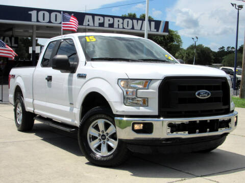 2015 Ford F-150 for sale at Orlando Auto Connect in Orlando FL