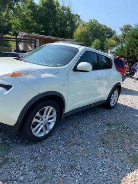 2011 Nissan JUKE for sale at WARREN'S AUTO SALES in Maryville TN