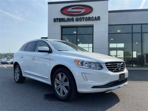 2016 Volvo XC60 for sale at Sterling Motorcar in Ephrata PA