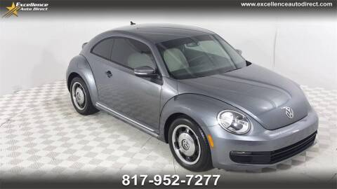 2016 Volkswagen Beetle for sale at Excellence Auto Direct in Euless TX