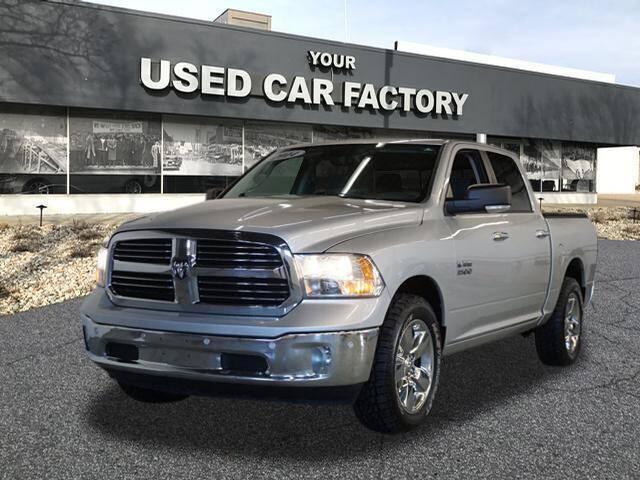 2014 RAM Ram Pickup 1500 for sale at JOELSCARZ.COM in Flushing MI