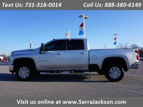 2020 Chevrolet Silverado 2500HD for sale at Serra Of Jackson in Jackson TN