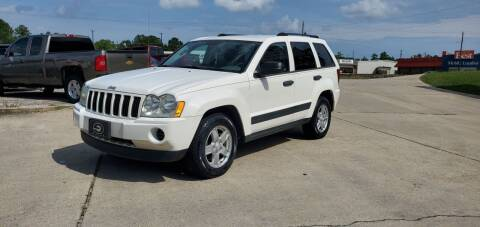 2005 Jeep Grand Cherokee for sale at WHOLESALE AUTO GROUP in Mobile AL