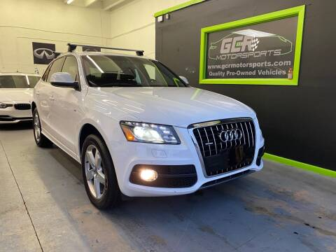 2011 Audi Q5 for sale at GCR MOTORSPORTS in Hollywood FL