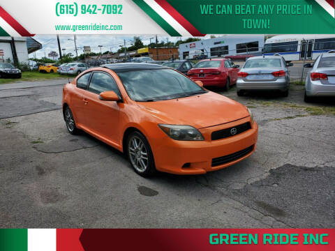 2005 Scion tC for sale at Green Ride Inc in Nashville TN