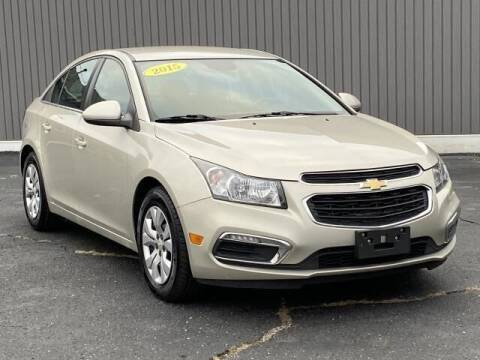 2015 Chevrolet Cruze for sale at Bankruptcy Auto Loans Now - powered by Semaj in Brighton MI