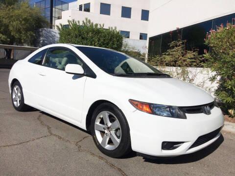 2008 Honda Civic for sale at Nevada Credit Save in Las Vegas NV