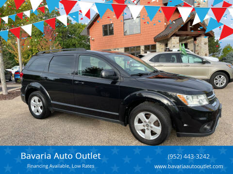 2012 Dodge Journey for sale at Bavaria Auto Outlet in Victoria MN