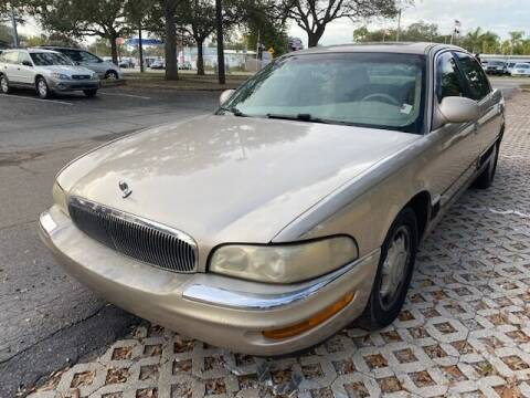 1999 Buick Park Avenue for sale at Florida Prestige Collection in St Petersburg FL