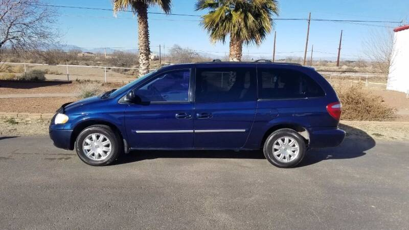 2006 Chrysler Town and Country for sale at Ryan Richardson Motor Company in Alamogordo NM