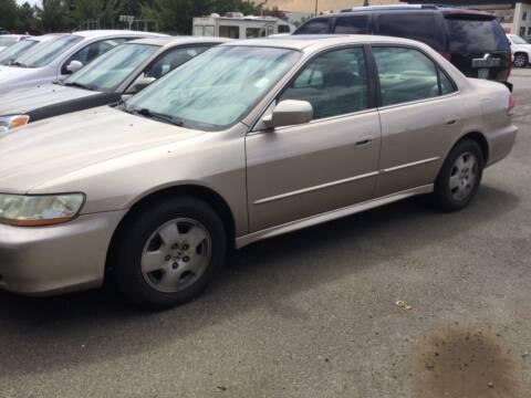 2002 Honda Accord for sale at Small Car Motors in Carson City NV
