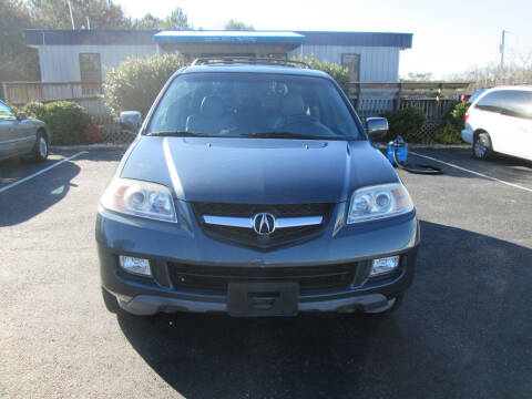 2005 Acura MDX for sale at Olde Mill Motors in Angier NC