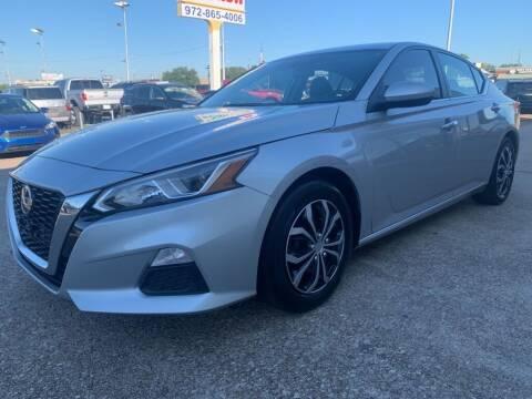 2020 Nissan Altima for sale at Car Now Dallas in Dallas TX