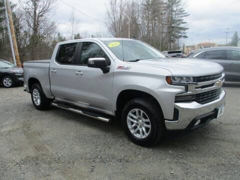 2019 Chevrolet Silverado 1500 for sale at MC FARLAND FORD in Exeter NH