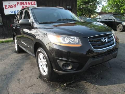 2010 Hyundai Santa Fe for sale at EZ Finance Auto in Calumet City IL