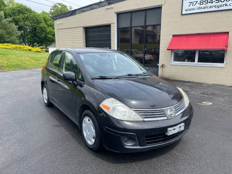 2008 Nissan Versa for sale at I-Deal Cars LLC in York PA