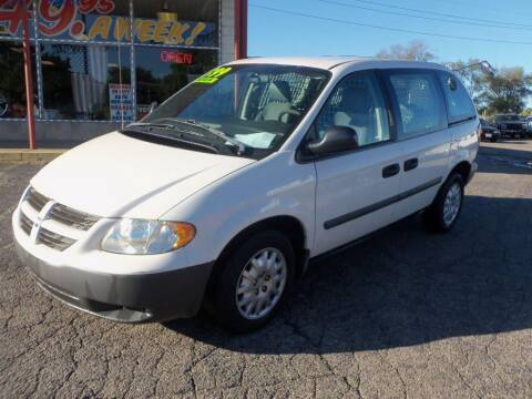 2006 Dodge Caravan for sale at FIRST CHOICE AUTO Inc in Middletown OH