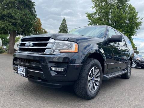 2015 Ford Expedition for sale at Pacific Auto LLC in Woodburn OR