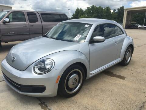 2013 Volkswagen Beetle for sale at D. C.  Autos in Huntsville AL