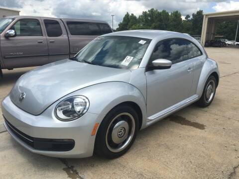 2013 Volkswagen Beetle for sale at D. C.  Autos in Huntsville AL