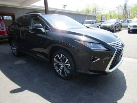 2018 Lexus RX 350 for sale at Specialty Car Company in North Wilkesboro NC