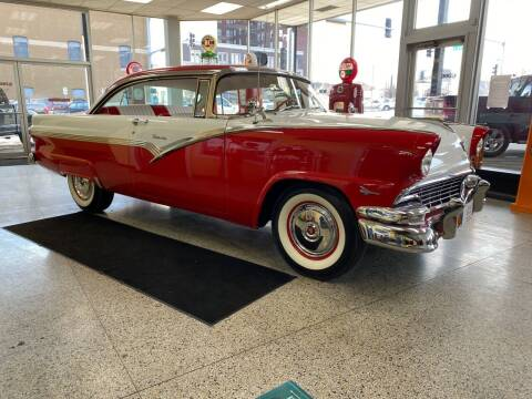 1956 Ford Fairlane for sale at Klemme Klassic Kars in Davenport IA