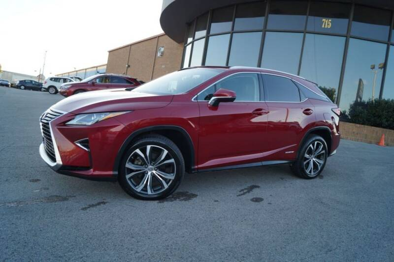 2016 Lexus RX 450h for sale at Next Ride Motors in Nashville TN