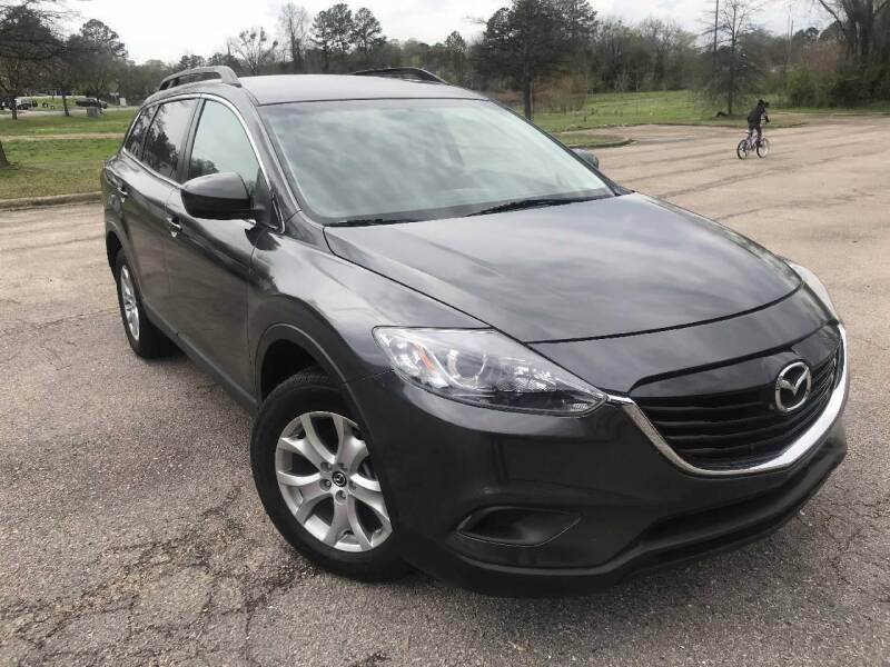2013 Mazda CX-9 for sale at The Auto Depot in Raleigh NC