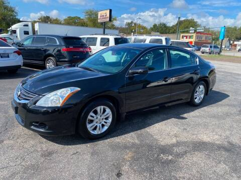 2012 Nissan Altima for sale at BWK of Columbia in Columbia SC