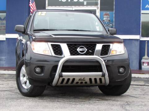 2012 Nissan Frontier for sale at VIP AUTO ENTERPRISE INC. in Orlando FL