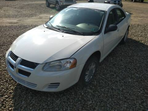2005 Dodge Stratus for sale at Seneca Motors, Inc. (Seneca PA) in Seneca PA