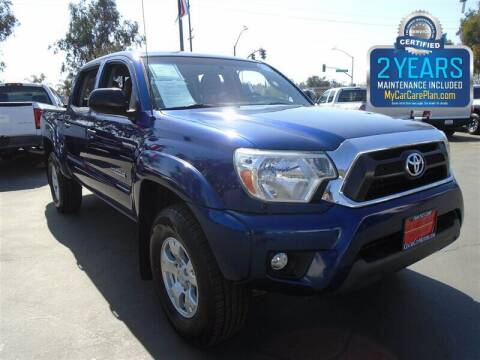 2014 Toyota Tacoma for sale at Centre City Motors in Escondido CA