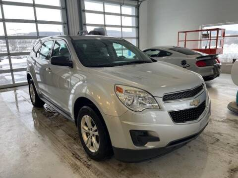 2012 Chevrolet Equinox for sale at Hawkins Chevrolet in Danville PA