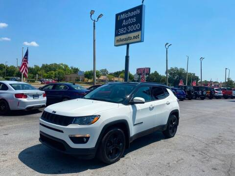 2020 Jeep Compass for sale at Michaels Autos in Orlando FL