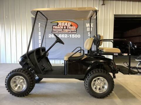 2017 E-Z-GO TXT for sale at Road Track and Trail in Big Bend WI