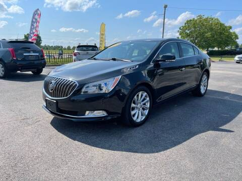 2015 Buick LaCrosse for sale at Bagwell Motors in Lowell AR