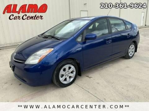 2008 Toyota Prius for sale at Alamo Car Center in San Antonio TX
