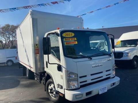 2014 Isuzu NPR for sale at Auto Wholesale Company in Santa Ana CA