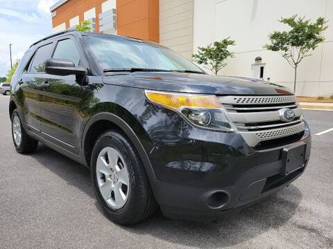 2013 Ford Explorer for sale at ELAN AUTOMOTIVE GROUP in Buford GA