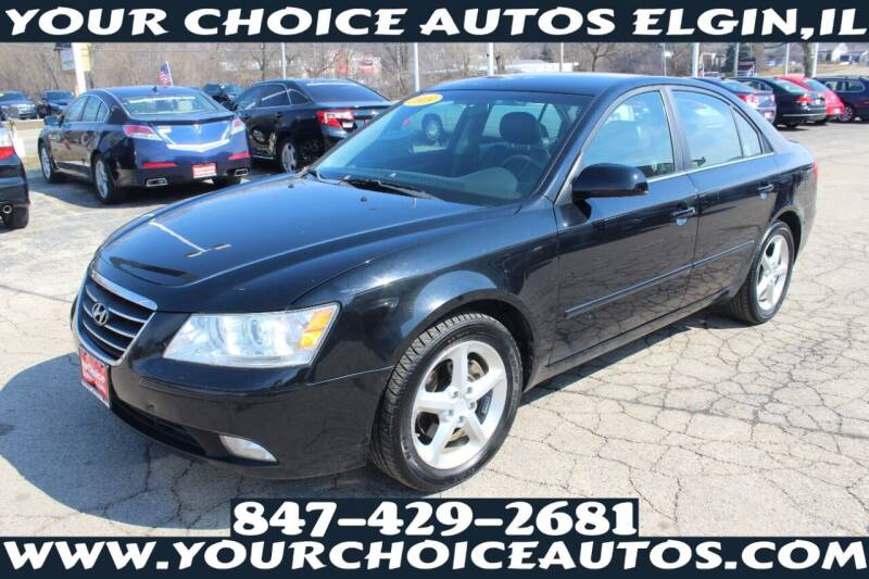 2009 Hyundai Sonata for sale at Your Choice Autos - Elgin in Elgin IL